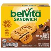 Nabisco BelVita Dark Chocolate Sandwich