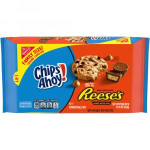 Chips Ahoy Reese's Peanut Butter Cups