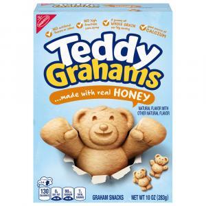 Nabisco Honey Teddy Grahams