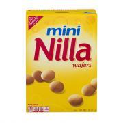 Nabisco Mini Nilla Wafers