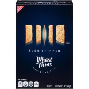 Nabisco Limited Edition Even Thinner Wheat Thins