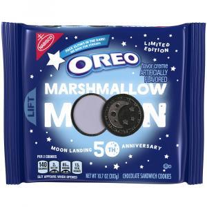 Oreo Chocolate Sandwich Cookies Marshmallow Moon