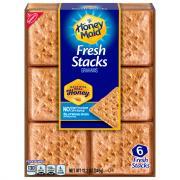 Nabisco Honey Maid Fresh Stack Honey Grahams