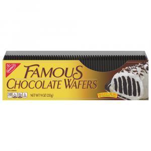 Nabisco Famous Chocolate Wafers