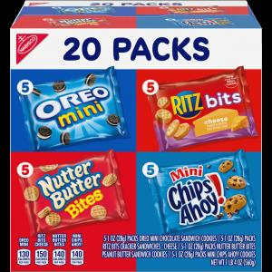 Nabisco Multipack Classic Mix