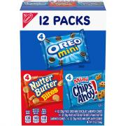 Nabisco Mini Variety Munch Pack