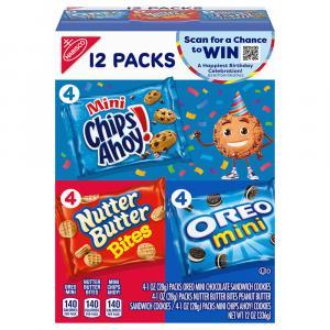 Nabisco Mini Variety Munch Pack