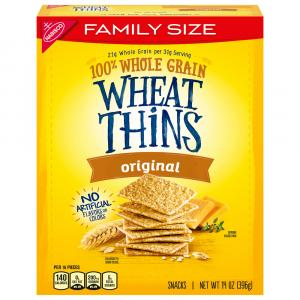 Wheat Thins Original Family Size