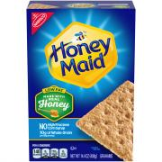 Nabisco Low Fat Honey Graham Crackers