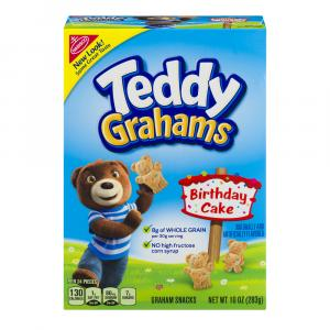 Nabisco Honey Maid Teddy Grahams Birthday Cake