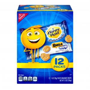 Nabisco Honey Maid Graham Snacks Emoji
