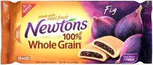 Nabisco Whole Grain Fig Newtons