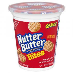 Nutter Butter Bites Go Cups