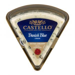 Castello Extra Creamy Danish Blue Wedge