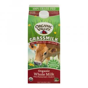Organic Valley Organic Grassfed Whole Milk