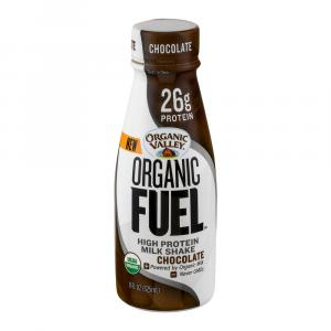 Organic Valley Organic Fuel High Protein Milk Shake