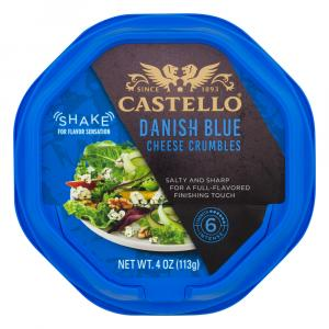 Castello Crumbled Danish Blue Cheese