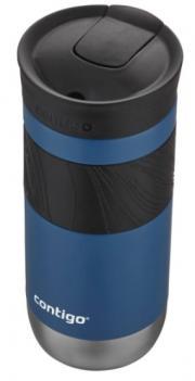 Contigo Snapseal 24 Ounce Hydration Blue Corn Travel Mug