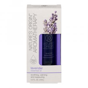 Nature's Origin Aromatherapy Lavender Essential Oil