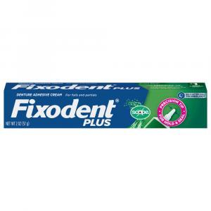 Fixodent Plus Scope Adhesive w/Control Tip