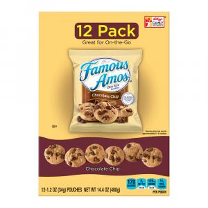 Keebler Famous Amos Chocolate Chip Caddy