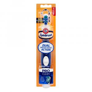 Arm & Hammer Spinbrush Pro Clean Medium Toothbrush