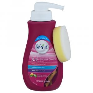 Veet 3in1 In-Shower Cream Hair Remover